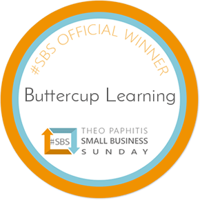 Theo Paphitis Small Business Sunday SBS win for Buttercup Learning. Click here to learn more about SBS