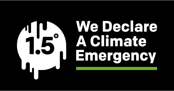 Click here to read more about why we are declaring a climate emergency